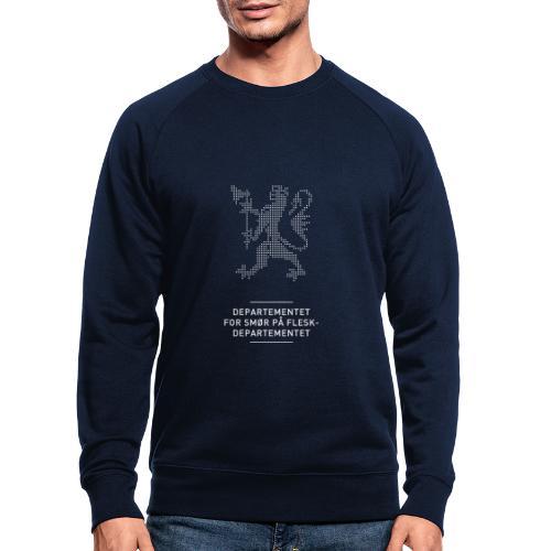 Departementsdepartementet (fra Det norske plagg) - Økologisk sweatshirt for menn