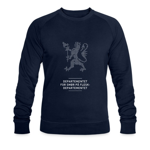 Departementsdepartementet (fra Det norske plagg) - Økologisk sweatshirt for menn fra Stanley & Stella
