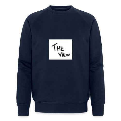 Untitled - Mannen bio sweatshirt