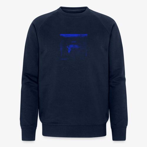 Hyena Blue - Ekologisk sweatshirt herr från Stanley & Stella