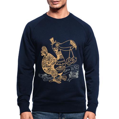 Dronte - Männer Bio-Sweatshirt