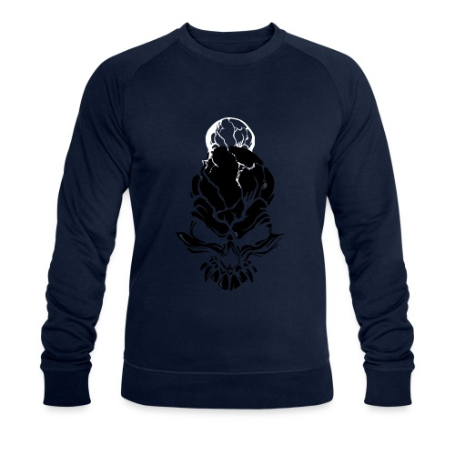 F noize fronte png - Men's Organic Sweatshirt by Stanley & Stella