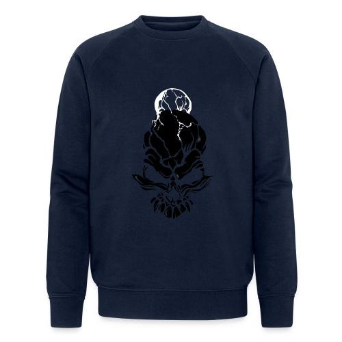 F noize fronte png - Men's Organic Sweatshirt