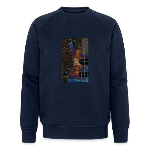 Music t-shirts - Men's Organic Sweatshirt by Stanley & Stella
