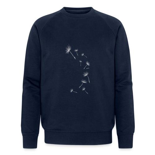 Pusteblume Design 1 - Männer Bio-Sweatshirt von Stanley & Stella