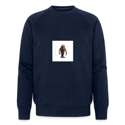 button hempel weiss - Männer Bio-Sweatshirt von Stanley & Stella