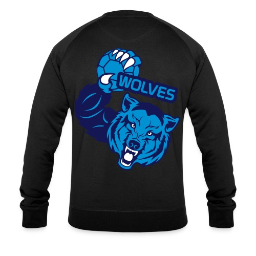 Wolves Handball - Sweat-shirt bio Stanley & Stella Homme