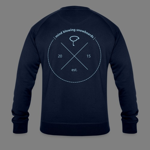 mindblowingsnowboards_New - Männer Bio-Sweatshirt von Stanley & Stella