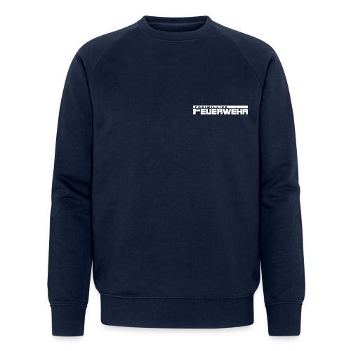Freiwillige Feuerwehr Schriftzug - Männer Bio-Sweatshirt von Stanley & Stella