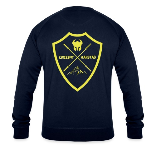 CFH Skjold - Økologisk sweatshirt for menn fra Stanley & Stella