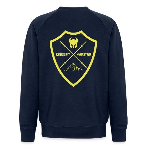 CFH Skjold - Økologisk sweatshirt for menn