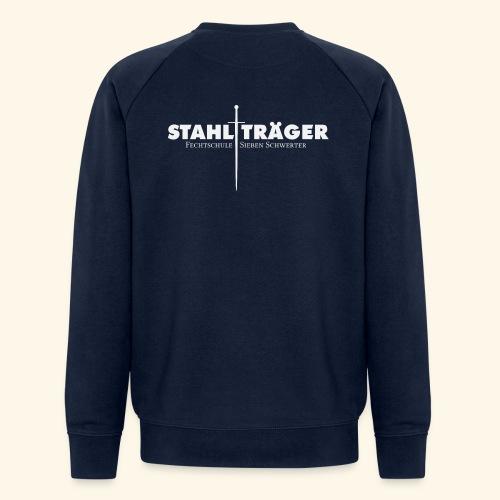 Stahlträger - Männer Bio-Sweatshirt