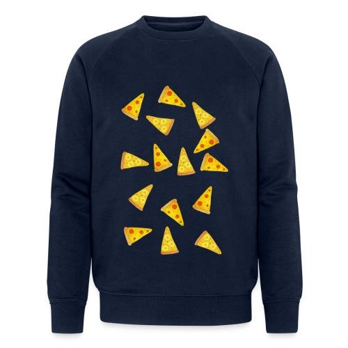 Pizza is Bae - Männer Bio-Sweatshirt von Stanley & Stella