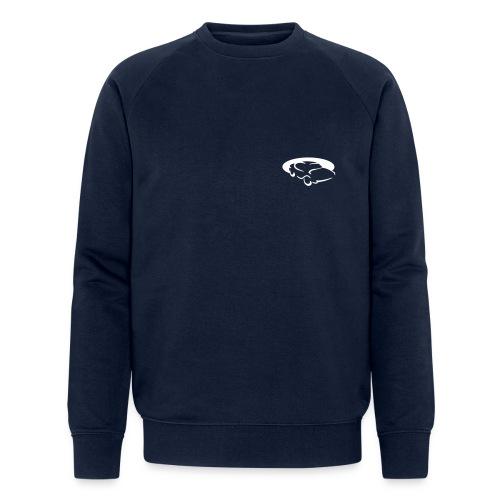 uni only logo - Männer Bio-Sweatshirt