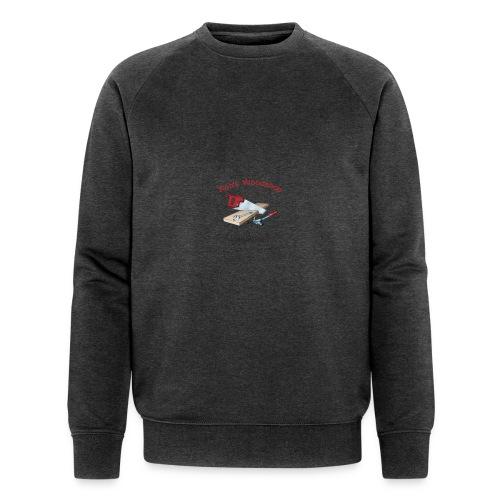 Woodshop robs shop gear - Men's Organic Sweatshirt by Stanley & Stella