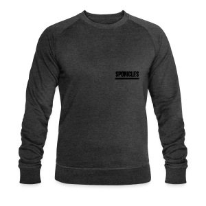 Sponicles Signature Design! - Men's Organic Sweatshirt by Stanley & Stella