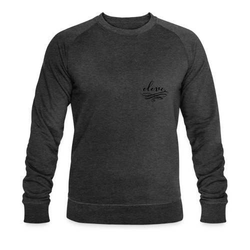 eleve logo crewneck - Männer Bio-Sweatshirt von Stanley & Stella