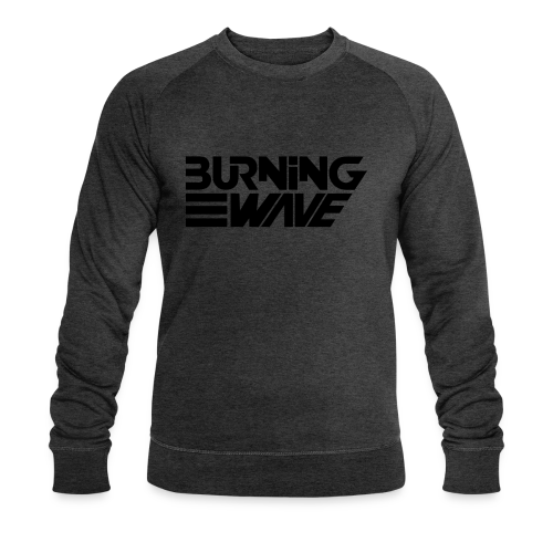 Burning Wave Block - Sweat-shirt bio Stanley & Stella Homme