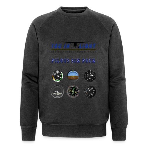 Pilots six pack shirts - Økologisk Stanley & Stella sweatshirt til herrer