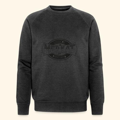 Merkat Unikat - Männer Bio-Sweatshirt von Stanley & Stella