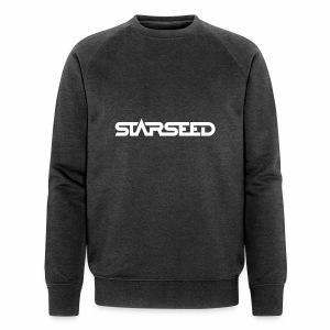 Starseed - Men's Organic Sweatshirt by Stanley & Stella