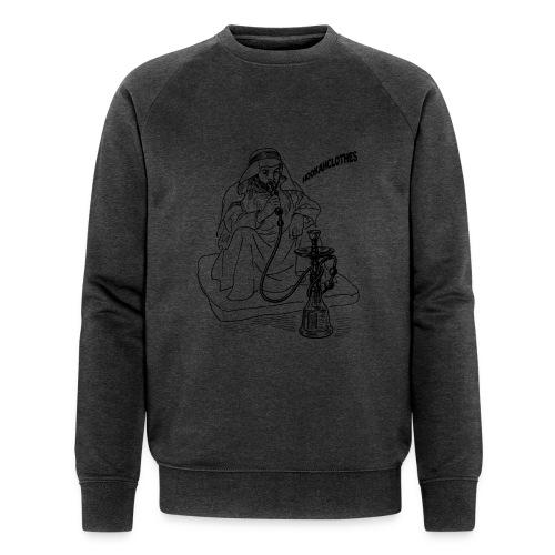 HookahClothes - Männer Bio-Sweatshirt von Stanley & Stella