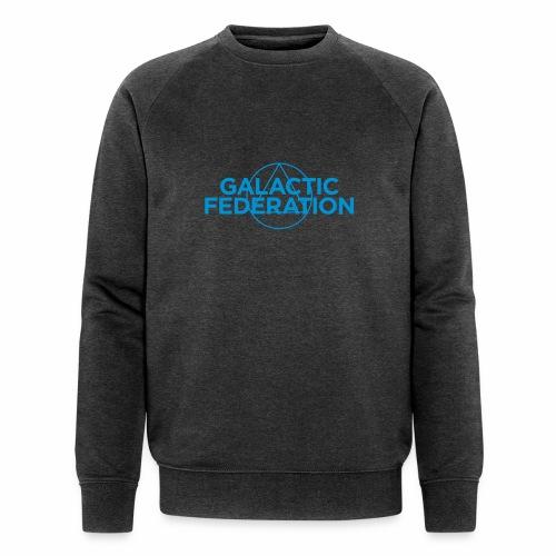 Galactic Federation - Men's Organic Sweatshirt by Stanley & Stella