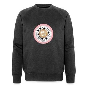 Milfcafé - MILF Logo Instagram Blogger Musthave - Männer Bio-Sweatshirt von Stanley & Stella