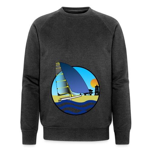 49er sailing Tokio BIG - Männer Bio-Sweatshirt von Stanley & Stella
