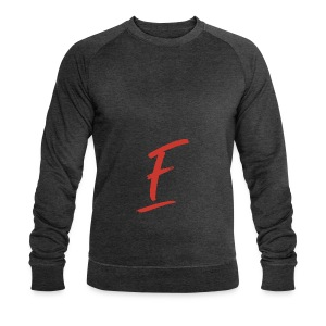 Radio Fugue F Rouge - Sweat-shirt bio Stanley & Stella Homme