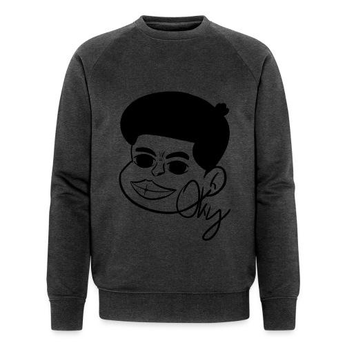 Afro Boy - Männer Bio-Sweatshirt von Stanley & Stella