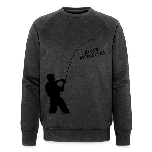 Reel It In - Men's Organic Sweatshirt by Stanley & Stella