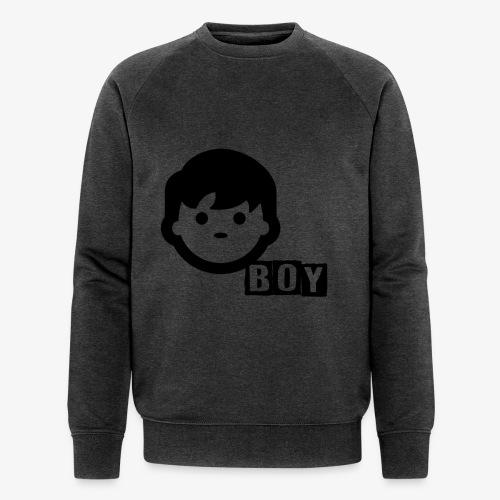 boy - Sweat-shirt bio
