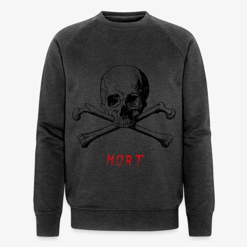 MORT - Sweat-shirt bio Stanley & Stella Homme