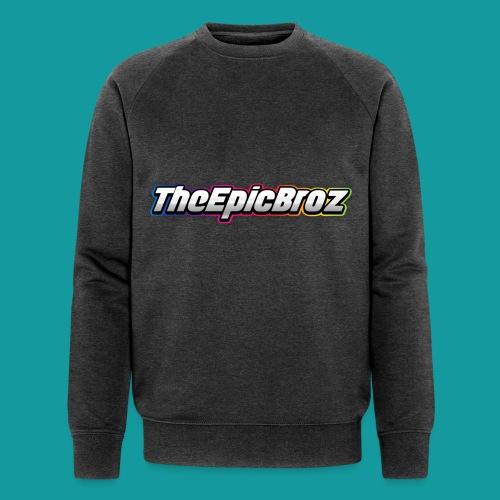TheEpicBroz - Mannen bio sweatshirt