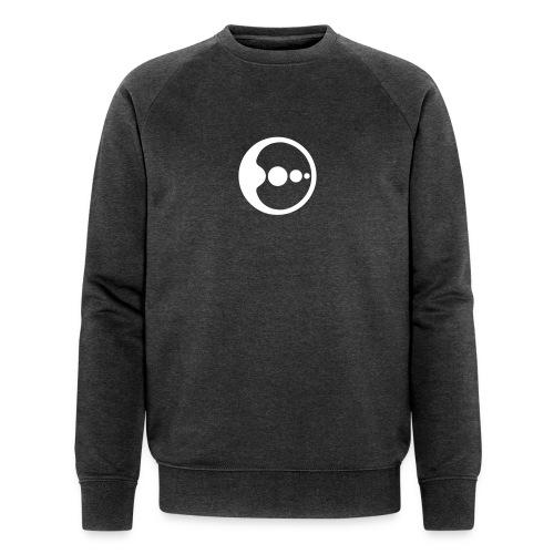 hybrid symbol - Men's Organic Sweatshirt by Stanley & Stella