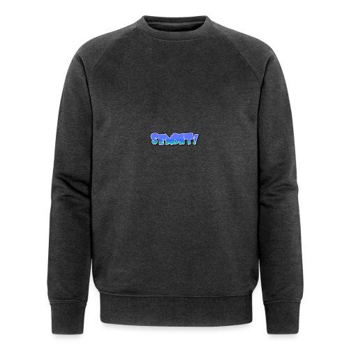 senden - Männer Bio-Sweatshirt
