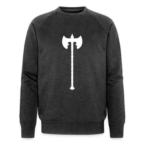 Axt - Männer Bio-Sweatshirt von Stanley & Stella