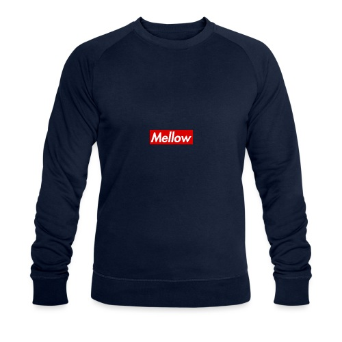 Mellow Red - Men's Organic Sweatshirt by Stanley & Stella