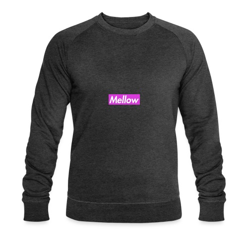 Mellow Purple - Men's Organic Sweatshirt by Stanley & Stella