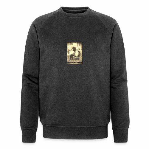 Manpower Company - Männer Bio-Sweatshirt von Stanley & Stella