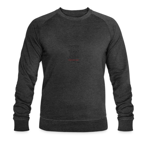 maglia110 dybala - Felpa ecologica da uomo di Stanley & Stella