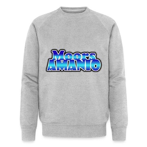 MoorsAmanioLogo - Mannen bio sweatshirt