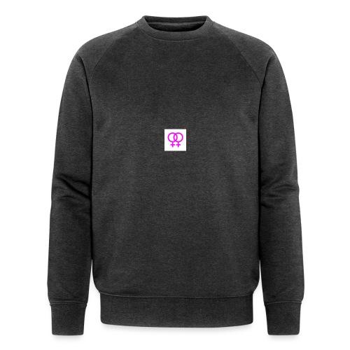 lesbian logo - Sweat-shirt bio Stanley & Stella Homme