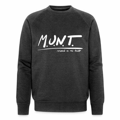 Munt - Mannen bio sweatshirt van Stanley & Stella