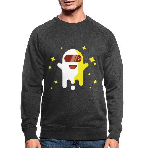 Fantôme astronaute - Sweat-shirt bio