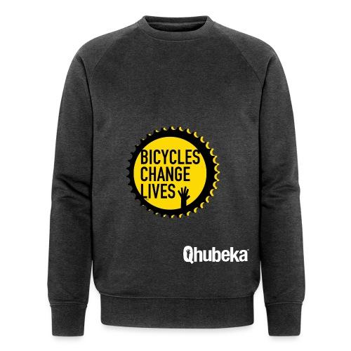 BCL Shirt Back White - Men's Organic Sweatshirt by Stanley & Stella