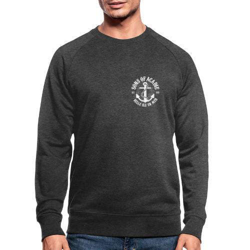 Sons of Acadie Ancre Blanche - Sweat-shirt bio