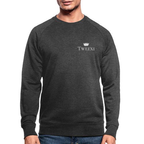 Tweexi logo - Ekologisk sweatshirt herr