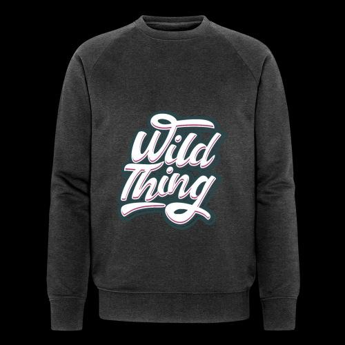 Wild Thing - Männer Bio-Sweatshirt von Stanley & Stella